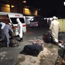 Kepala Dinas Kesehatan Kota Batam Didi Kusmardjadi mengungkap, dua orang dinyatakan positif virus corona (Covid-19), salah satunya WNA asal India.(Liputan6.com/ Ajang Nurdin)