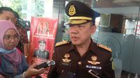 Direktur Penyidikan Jaksa Agung Muda Tindak Pidana Khusus Kejaksaan Agung Febri Adriansyah. (Merdeka.com/Nur Habibie)