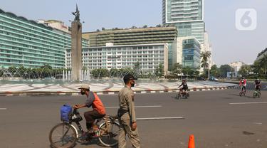 PSBB Masa Transisi, CFD Jakarta Ditiadakan