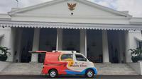 Daihatsu Donasikan 2 Unit Modifikasi Gran Max ke Klinik Pemprov Jabar (Ist)