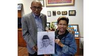 Rodhi bersama Pak H.Refrizal, Anggota DPR RI (Instagram/@art_rodhi)