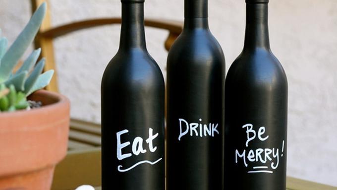 8 Ide Memanfaatkan Botol Kaca Tak Terpakai Untuk Dekorasi Rumah ... 21d4d87ff9
