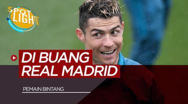 Berita Video Spotlight Cristiano Ronaldo dan 4 Pemain Bintang yang di Singkirkan Real Madrid