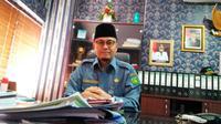 PDAM Tirta Dharma Kota Bengkulu saat ini memudahkan pelanggan untuk pembayaran tegihan menggunakan M-Banking. (Liputan6.com/YUliardi Hardjo)