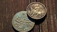 Uang koin India (Sumber: Pixabay)