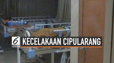 RS Thamrin Purwakarta masih merawat pasien kecelakaan maut di tol Cipularang, Jawa Barat. Kondisi korban kini mulai membaik seiring dengan perawatan intensif dari tim dokter.