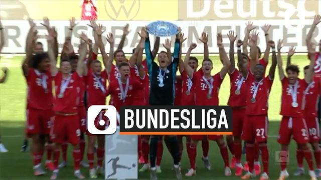 Thumbnail Bayern Munich juara
