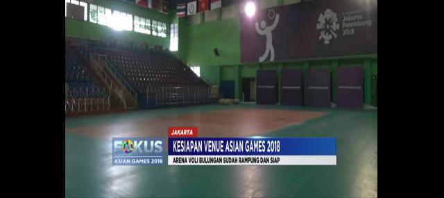 Panitia penyelenggara Asian Games kebut venue pertandungan seperti GOR Bulungan hingga Stadion Si Jalak Harupat.