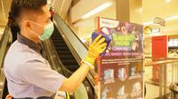 Tangcity Mall menghentikan kegiatan operasional mulai 29 Maret 2020--30 Mei 2020 untuk mencegah penyebaran virus corona COVID-19 (Dok.Tangcity Mall)