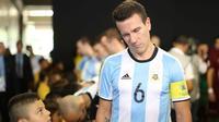 Kapten tim futsal Argentina, Fernando Wilhelm. (dok. FIFA)