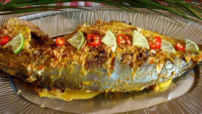 Resep Masak Ikan Kembung Padang - Masak Memasak