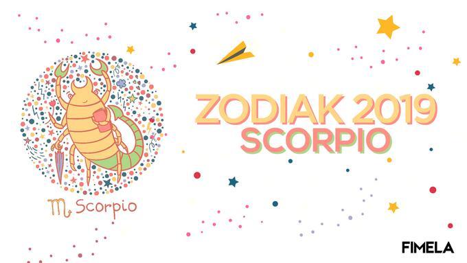 80 Gambar Bintang Zodiak Scorpio Kekinian