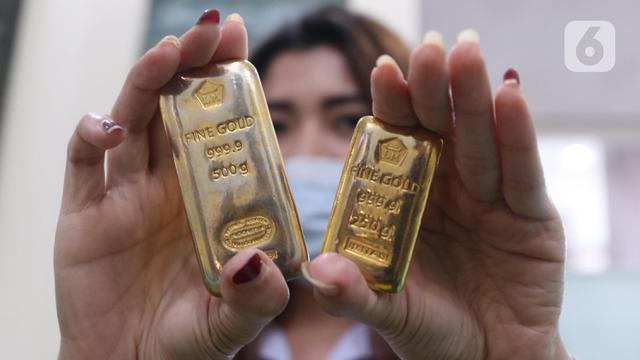 Daftar Lengkap Harga Jual Emas Pegadaian Per 6 Agustus 2020 Bisnis Liputan6 Com