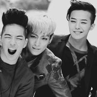Taeyang, TOP, and G-Dragon of Bigbang (Photo : Pinterest)