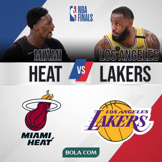 Link Live Streaming Gim 1 Final Playoff NBA 2020, Kamis 1 ...