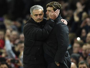 FOTO: Jose Mourinho Resmi Menjadi Manajer Tottenham Hotspur