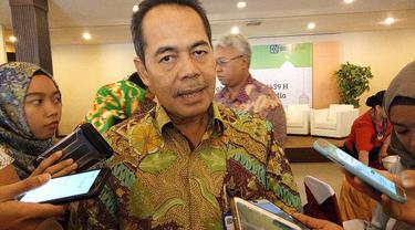 Direktur Bank BRI Syariah, Wildan (Dok Foto: Merdeka.com/Yayu Agustini Rahayu Achmud)