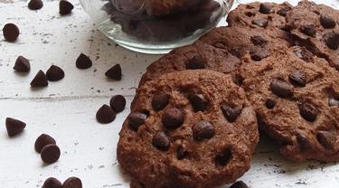 Resep Kue Lebaran Chocochips Cookies Tanpa Oven Lifestyle