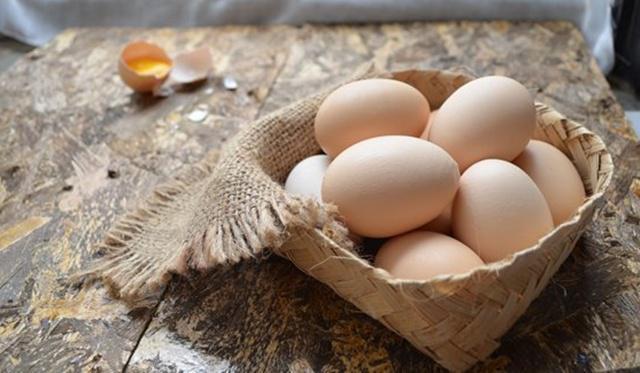 Telur tinggi kalori/copyright Nandang Wuyung