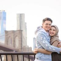 Zaskia Sungkar dan Irwansyah selalu tampakkan kemesraan. (Instagram/zaskiasungkar15)