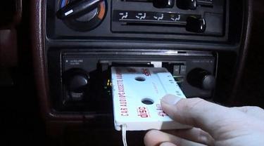 Radio kaset