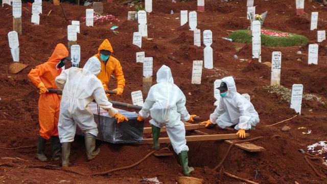 Kematian Covid 19 Di Jawa Tengah Tertinggi Pada 29 November 2020 News Liputan6 Com