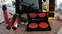 Intip koleksi makeup dari Cathy Sharon yang soroti kecantikan perempuan Asia (Foto: Vinsensia Dianawanti)