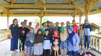 Kelas Ibu Hamil di Desa Polewali bersama Pencerah Nusantara