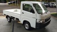 Generasi terbaru Suzuki Carry pikap berubah total dari pendahulunya. (Septian/Liputan6.com)