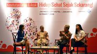 "Hari Ginjal Sedunia tahun ini mengangkat tema ""Kidney Disease & Children: Act Early to Prevent It""."