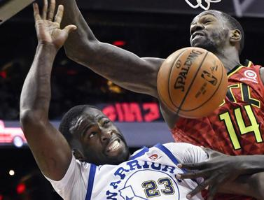 NBA, Atlanta Hawks, Golden State Warriors