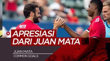 Berita video komentar Juan Mata untuk aksi sosial Marcus Rashford, Raheem Sterling dan Hector Bellerin