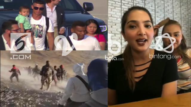 Ini dia tiga berita video viral dari liputan6.com, bintang.com dan bola.com yang ramaikan media sosial.
