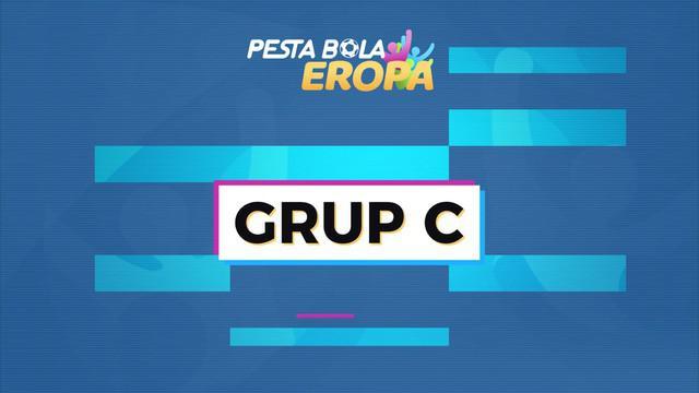 Berita motion grafis profil Grup C Euro 2020 (Euro 2021).
