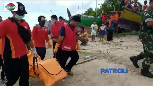 Warga Teluk Awur, Jepara, Jawa Tengah, dihebohkan dengan jasad wanita terbungkus karung yang ditemukan seorang nelayan saat tengah mencari ikan di tengah laut.