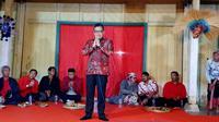 Sekjen PDIP Hasto Kristiyanto. (Liputan6.com/Putu Merta Surya Putra)