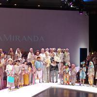 Merayakan 10 tahun berkarya, Ria Miranda kembali menggelar RiaMiranda The Seventh Annual Show 2020 (Foto: Vinsensia Dianawanti)