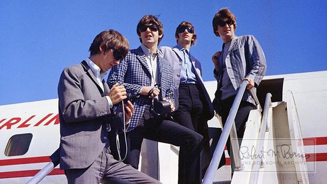 Adegan film The Beatles Eight Days a Week. (Foto: IMDb/ White Horse Pictures)