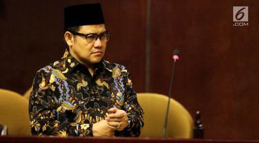 Ketua Umum PKB Muhaimin Iskandar (Cak Imin)
