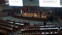 BPK menyerahkan laporan hasil pemeriksaan atas Laporan Keuangan Pemerintah Pusat (LKKP) 2018 dan Ikhtisar Hasil Pemeriksaan Semester (IHPS) II kepada DPR.