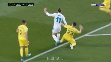 Gareth Bale dan Cristiano Ronaldo melakukan pemanasan jelang final Liga Champions pekan depan dengan mencetak masing-masing satu g...