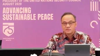Top 3: Respons Kemlu RI Soal PBB Singgung Dugaan Kekerasan Terhadap Aktivis Papua Terpopuler