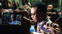Kepala Kebijakan Publik Facebook Indonesia Ruben Hattari. (Liputan6.com/Nafiysul Qodar)
