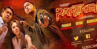 Pandji Pragiwaksono kembai mempersembahkan karya dalam wujud film berjudul Partikelir yang bergenre aksi komedi. Menggandeng nama-nama comica dan artis cantik Aurelie Moeremans