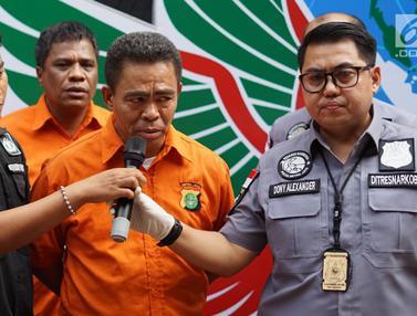 Terlibat Kasus Narkoba, Polisi Tangkap Umar Kei
