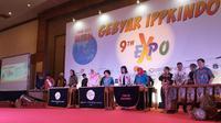 Ikatan Pemberdayaan Pedagang Kecil Indonesia (IPPKINDO) mengadakan 'Gebyar IPPKINDO 9th Expo' di JCC, Jakarta, Jumat (21/6/2019).