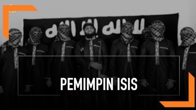 Abu Bakar-al Baghdadi akhirnya muncul dalam sebuah video. Ia adalah pemimpin kelompok teror ISIS.