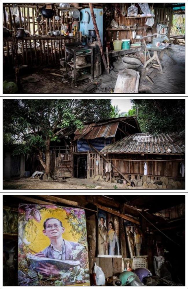 Kondisi rumah pasangan yang saling setia meski kondisi mereka jauh dari kata layak | Photo: Copyright stomp.com.sg