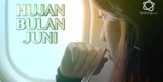 Selain Adipati Dolken dan Velove Vexia ada aktor asal Jepang Koutaro yang bergabung di film Hujan Bulan Juni.