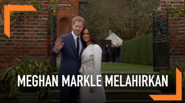 Pangeran Harry umumkan istrinya, Meghan Markle, telah melahirkan bayi laki-laki. Ia langsung mendampingi sang istri saat melahirkan.